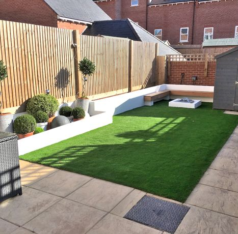 Artificial Grass Installations Cambridgeshire