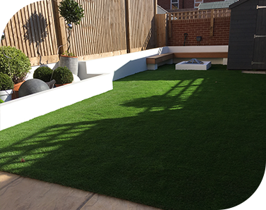 Artificial lawn Installers diss